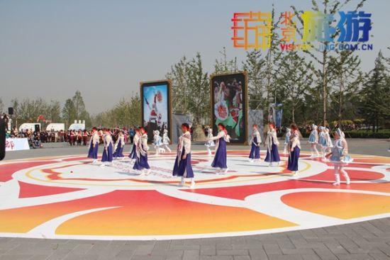 俄罗斯歌舞表演