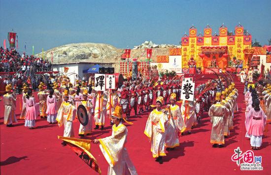 中国•湄洲妈祖文化lifa88老虎机